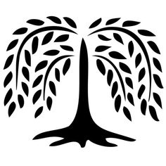 Willow Tree Wall Decal by .