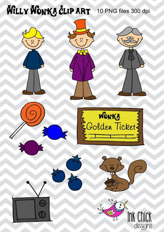 Willy Wonka Clip Art-Willy Wonka Clip Art-14