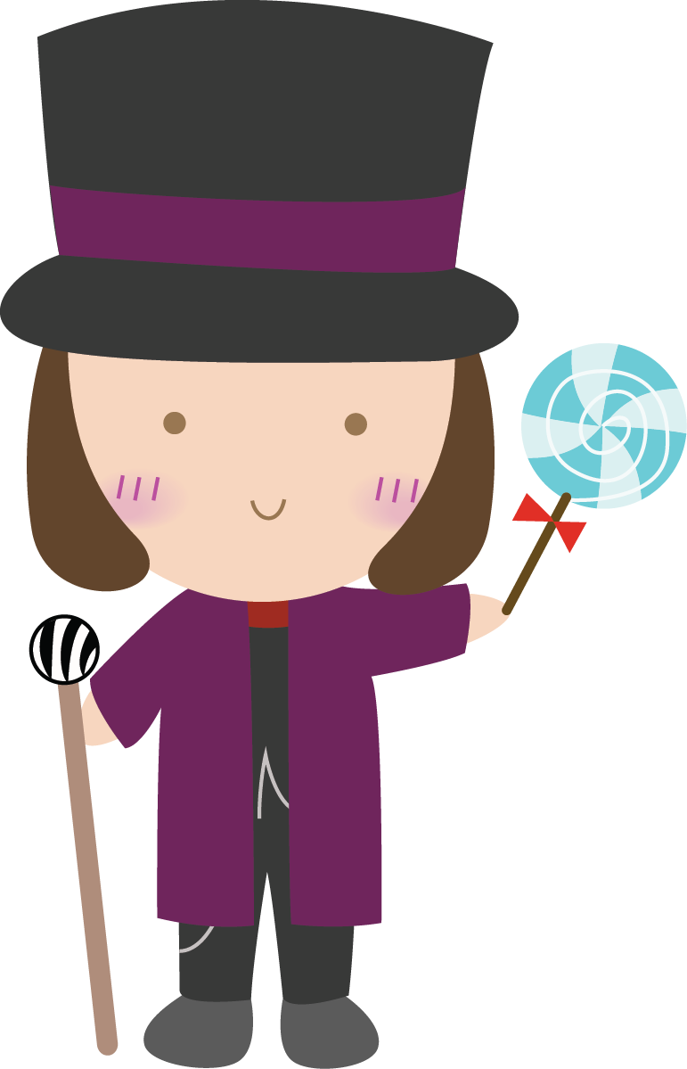 ... Willy Wonka Clip Art ...