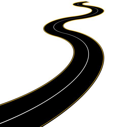 Winding Road Cartoon Pictures-Winding Road Cartoon Pictures-8