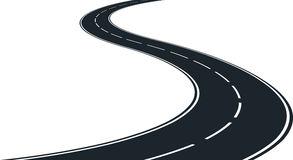 Winding Road Stock Illustrations Vectors-Winding Road Stock Illustrations Vectors Clipart Dreamstime-15