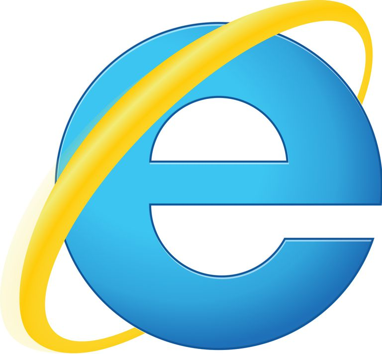 Internet Explorer. Microsoft