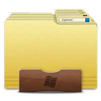 Windows Explorer Image PNG Image