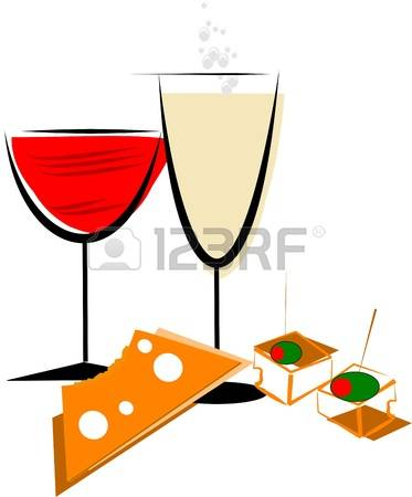 Wine And Cheese: Wine Cheese Abstract Ov-wine and cheese: wine cheese abstract over hwite-17