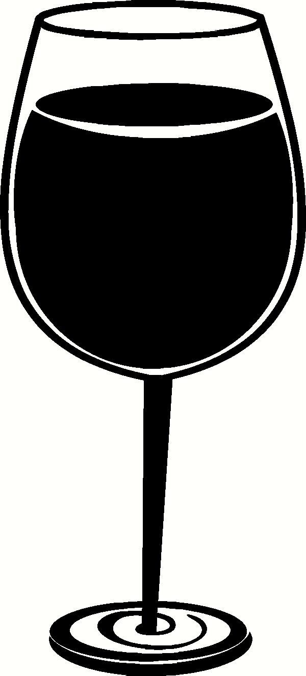 Wine black and white clip art wine black and white clipart photo
