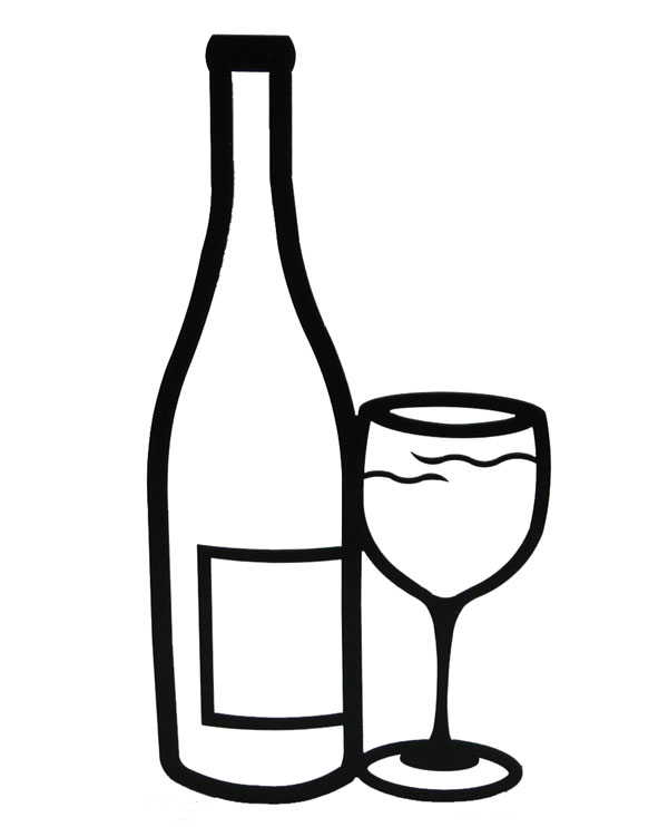 Wine Bottle Clip Art-Wine Bottle Clip Art-3