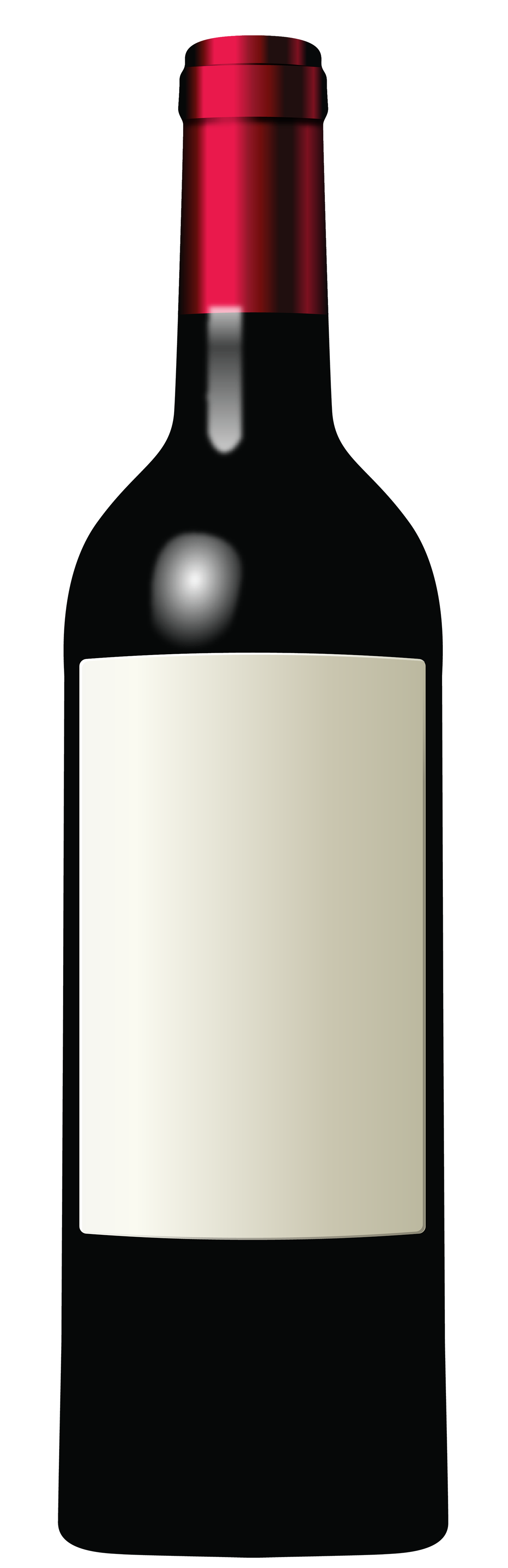 Wine bottle clipart the .-Wine bottle clipart the .-4