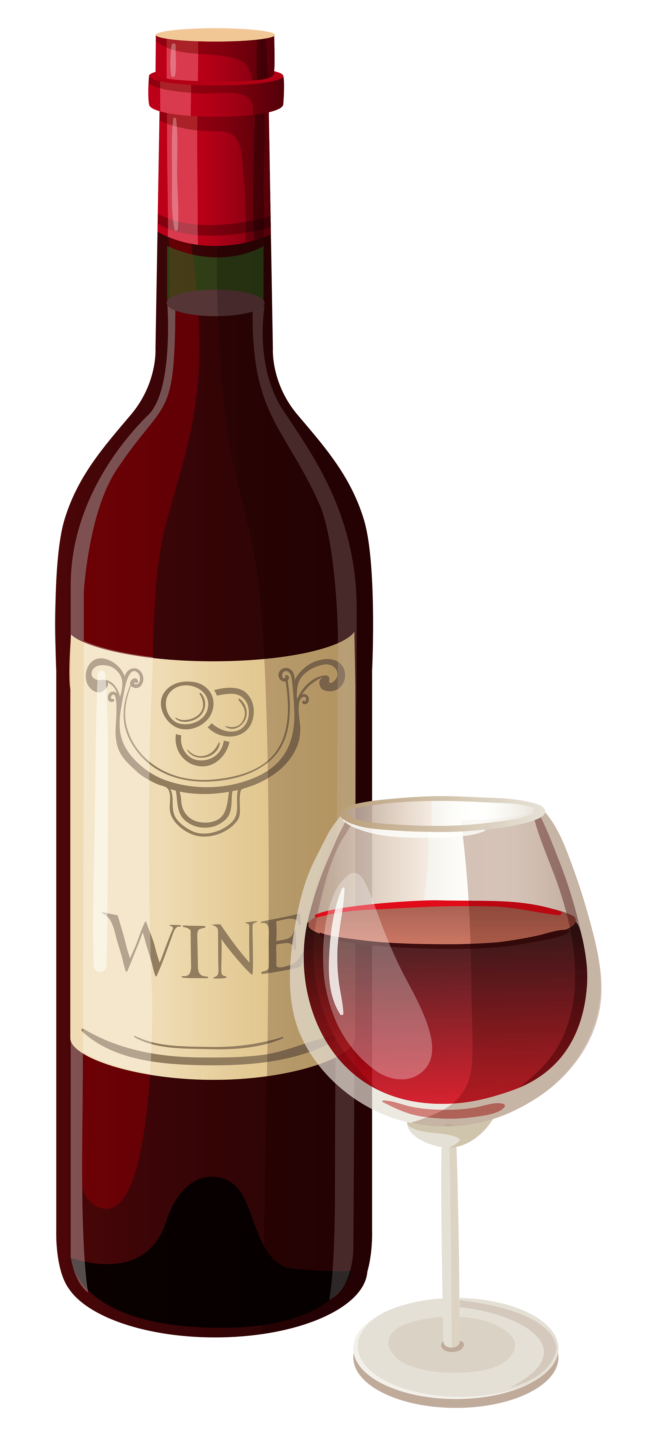 Wine bottle download wine clip art free clipart of glasses 2 4