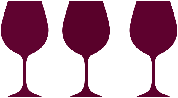 Wine clip art 5