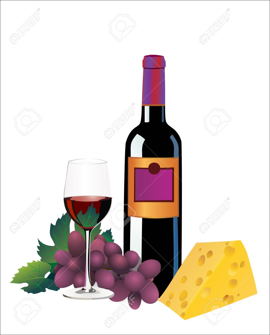 Wine Clipart Images For .