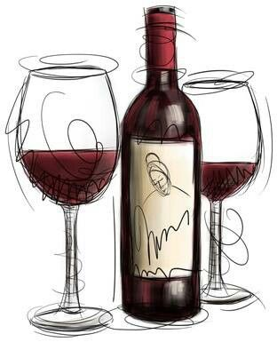 wine clipart u0026middot; wine clipart