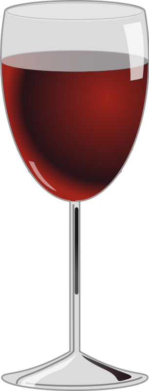 Red Wine Clipart-Red Wine Clipart-6