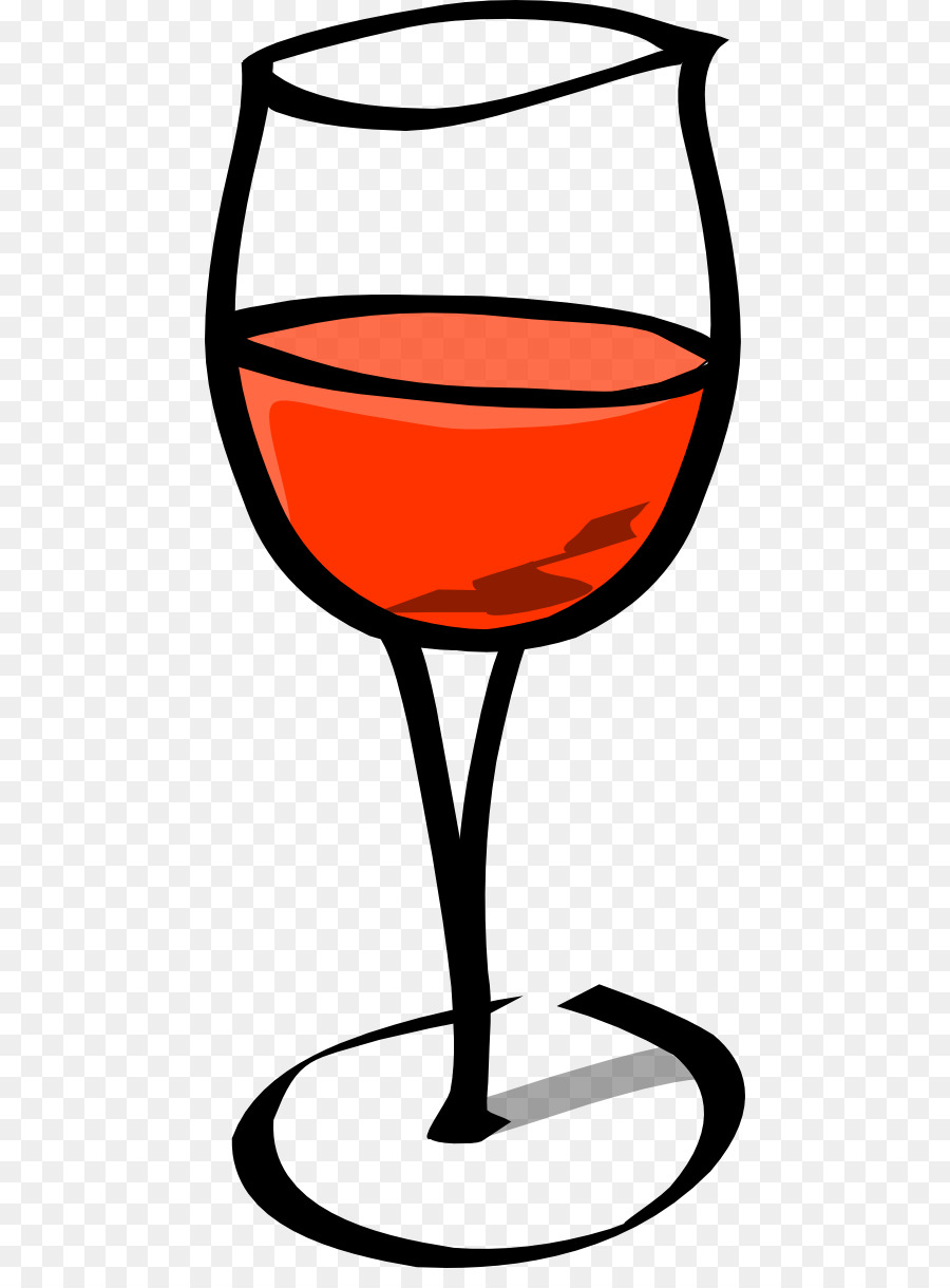 White wine Red Wine Wine glas - Wine Clipart