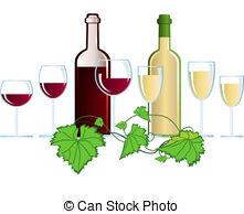 Wine Tasting Clip Art ... Wine - Illustration with .
