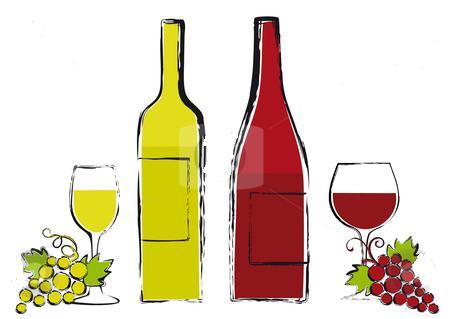 Wine Tasting Clip Art