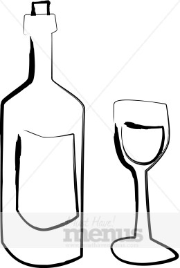 Wine Tasting Clipart
