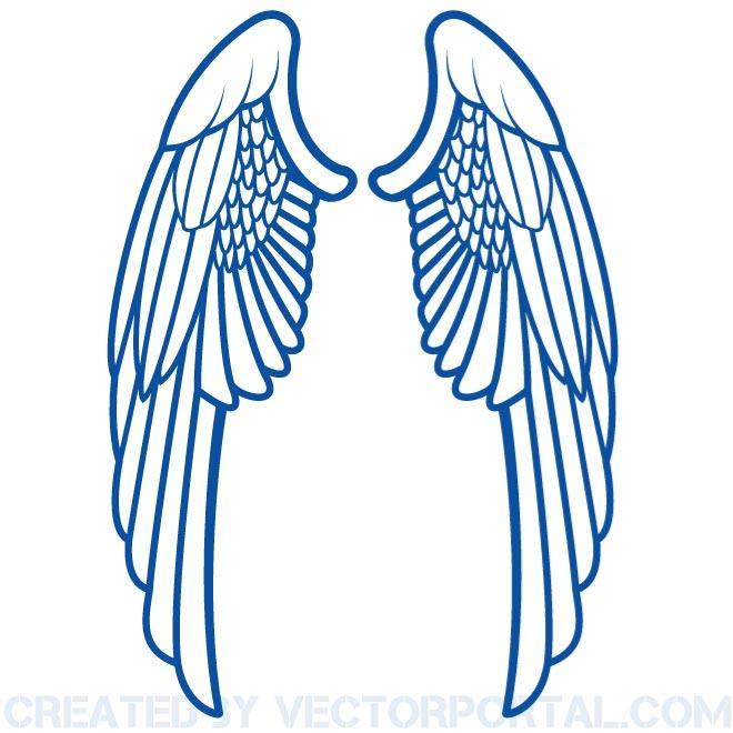 Wings Clip Art Free Vector Free Download-Wings Clip Art Free Vector free download-11