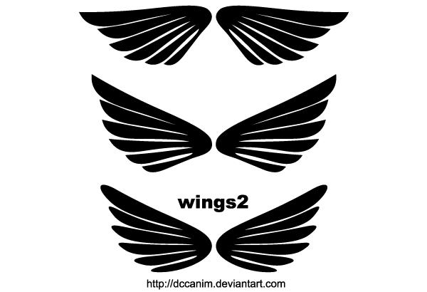 Wings Clip Art-Wings Clip Art-14