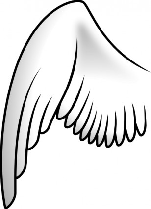 Wings Clip Art - Wing Clipart