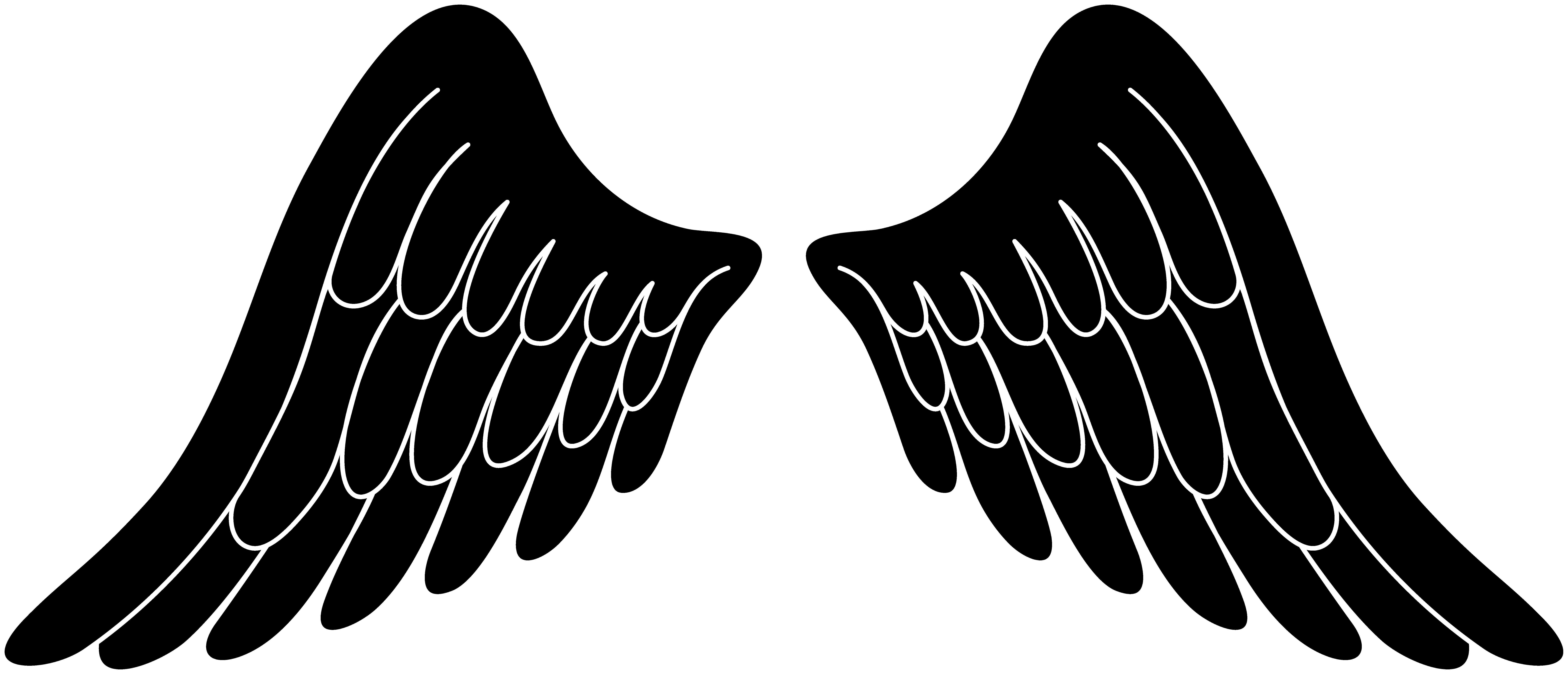 Wings Clip Art. Wings cliparts