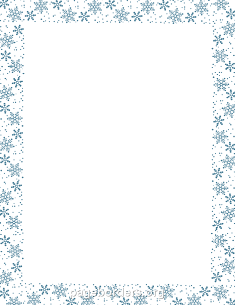 winter borders clip art free winter borders clip art page borders and vector graphics downloads