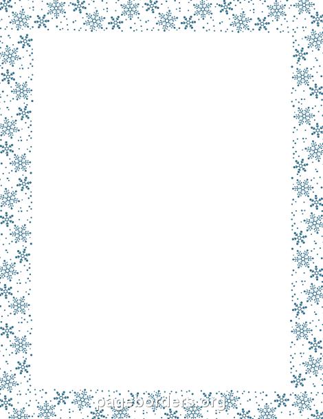 Winter Borders Clip Art Free Winter Bord-winter borders clip art free winter borders clip art page borders and vector graphics downloads-4