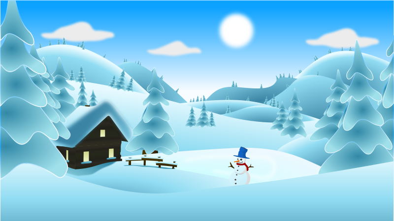 Winter Clip Art Images Free For Commercial Use