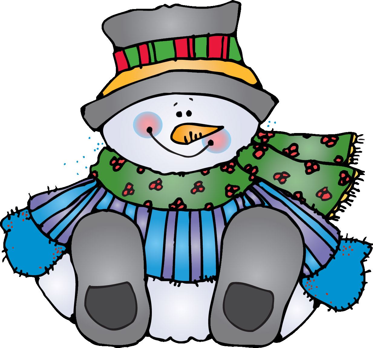 Winter clip art to download - Free Clipart Winter