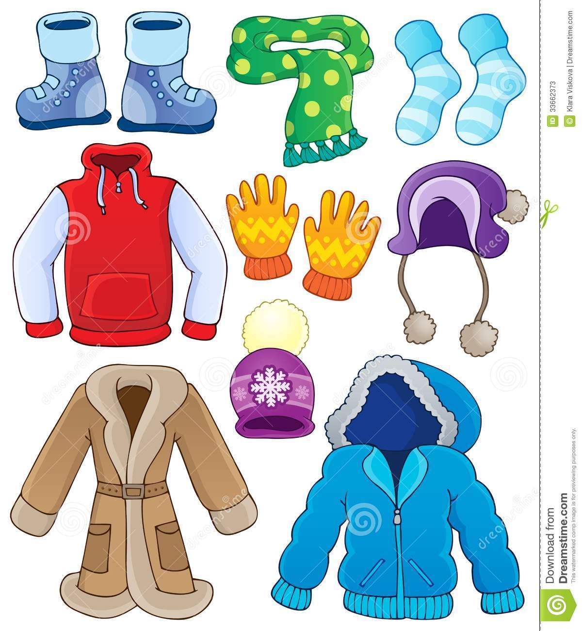 Winter Clothes, Clip Art And .-Winter clothes, Clip art and .-13