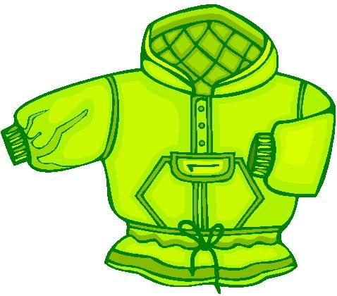 Winter Coats Clipart 47727 | .