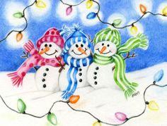 Winter Holiday Clip Art Free | Music - JINGLE BELLS - WINTER WONDERLAND - WHITE CHRISTMAS