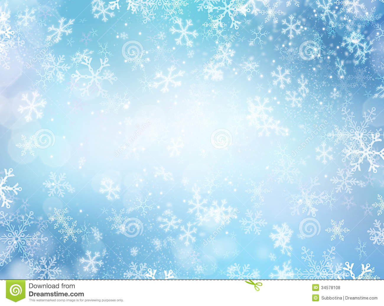 Winter Holiday Snow Background-Winter Holiday Snow Background-15
