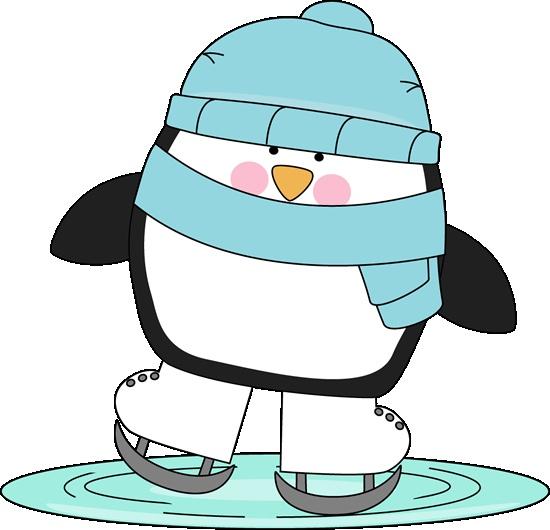 Winter Penguin Clipart Clipar - Free Clipart Winter
