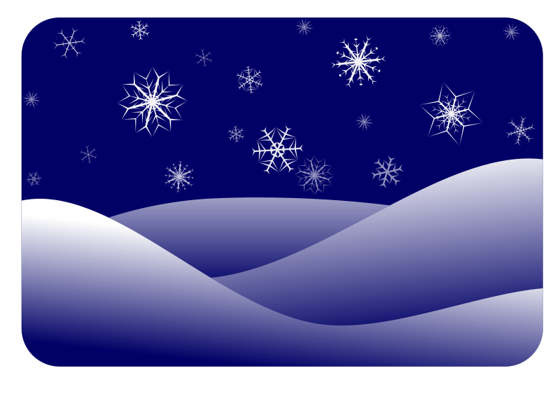 winter scenery Clipart-winter scenery Clipart-13