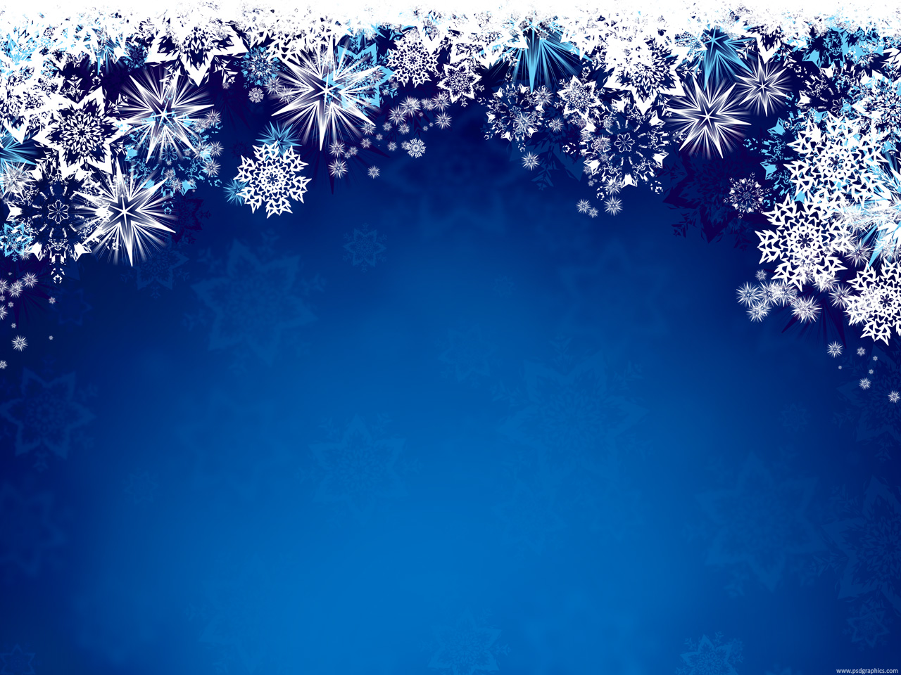 Winter Snow Background Clip Art