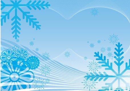 Winter Snow Tree And Birds Background ·-winter snow tree and birds background · Winter Snow-17