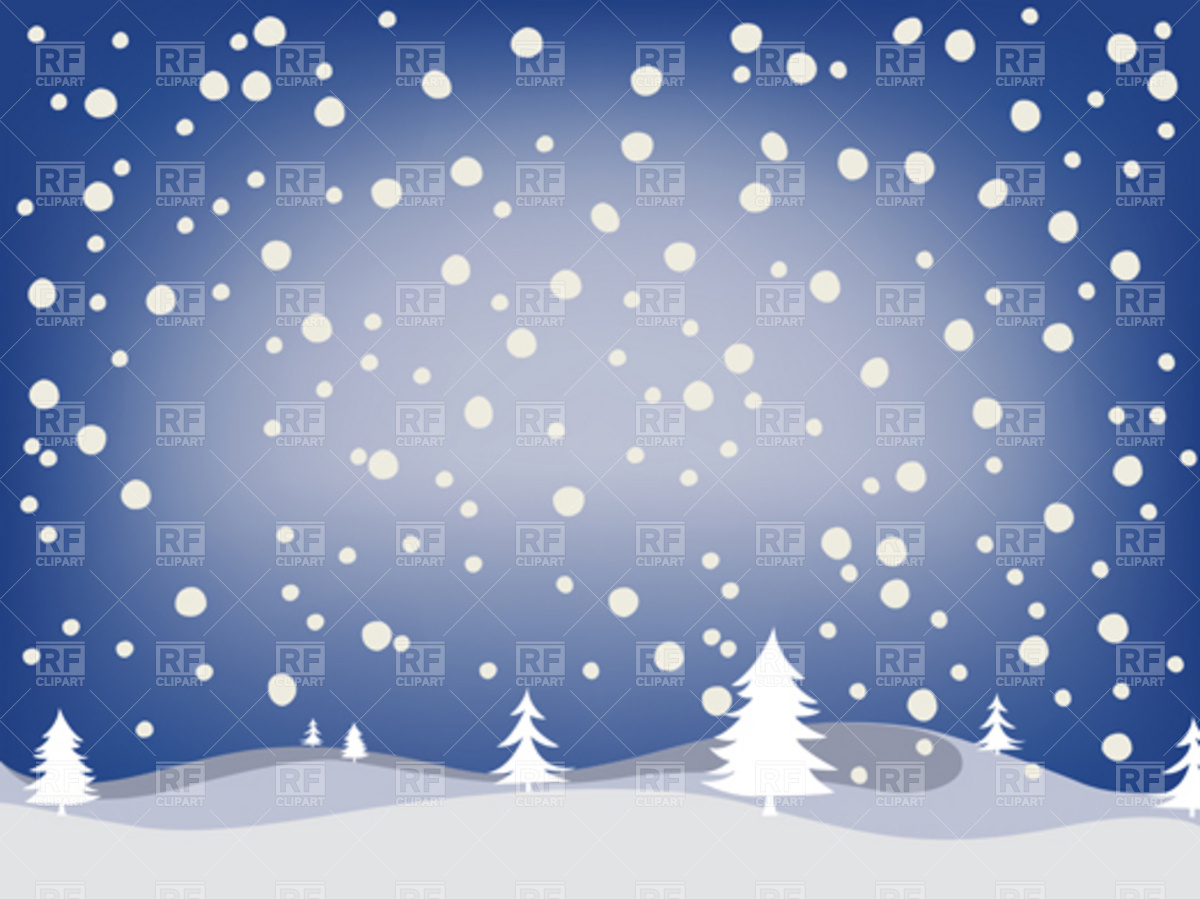 Winter Snowfall Background Download Roya-Winter Snowfall Background Download Royalty Free Vector Clipart Eps-16