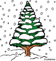 Winter Tree Clipart Images Pictures Becuo