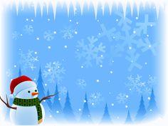 Winter Wallpaper Clipart #1