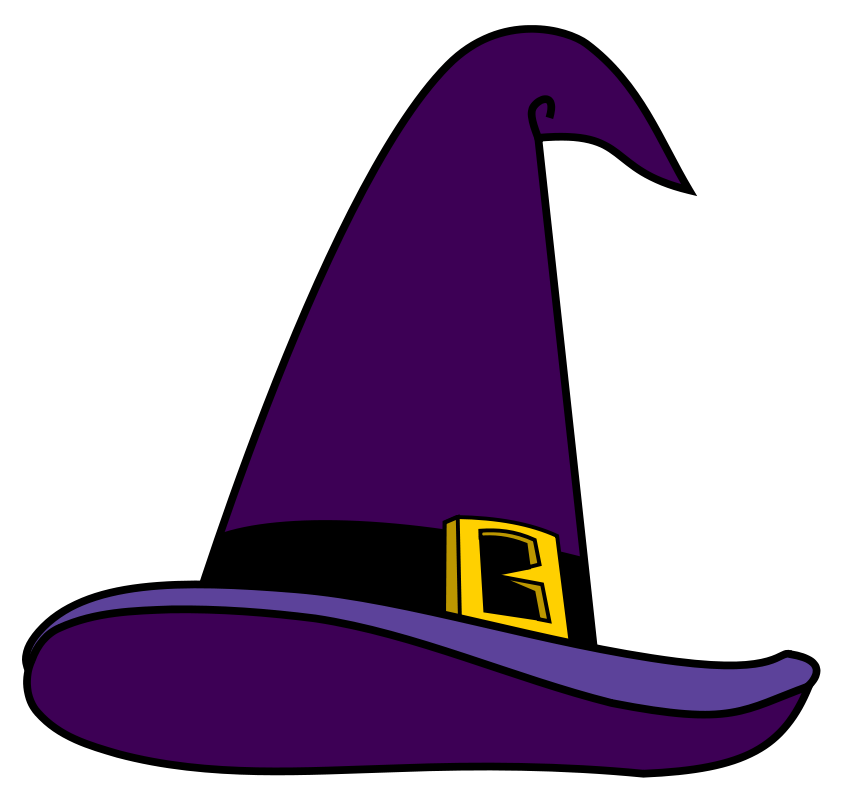 Witch Hat Clip Art Cliparts Co