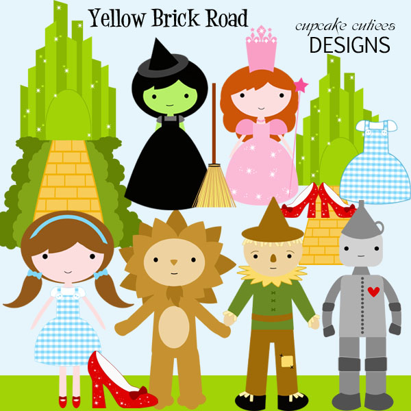 Wizard of oz, Clip art and .
