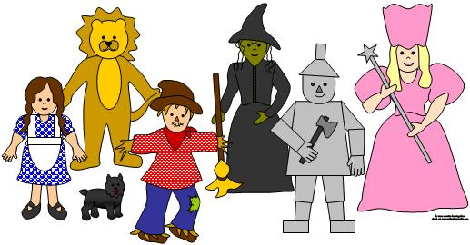 Wizard Of Oz Clip Art-Wizard Of Oz Clip Art-10