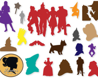 Wizard Of Oz, Wizard Of Oz, Svg Files, W-Wizard of Oz, Wizard of Oz, svg files, wizard of oz Dorothy, dxf, files for silhouette, files for cricut, vinyl, svg files-19