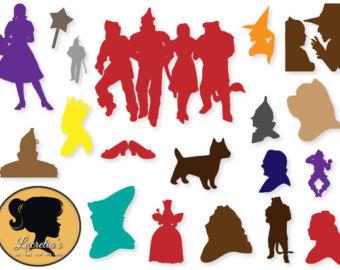 Wizard of Oz, Wizard of Oz, svg files, wizard of oz Dorothy, dxf, files for silhouette, files for cricut, vinyl, svg files