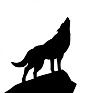 Wolf Clipart-Wolf Clipart-9