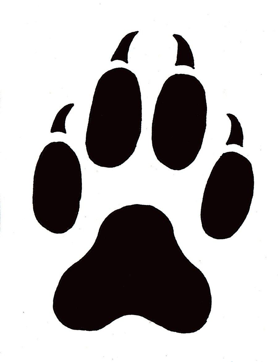 ... Wolf Paw Clipart; Wolf Paw Print ...-... Wolf Paw Clipart; Wolf Paw Print ...-13