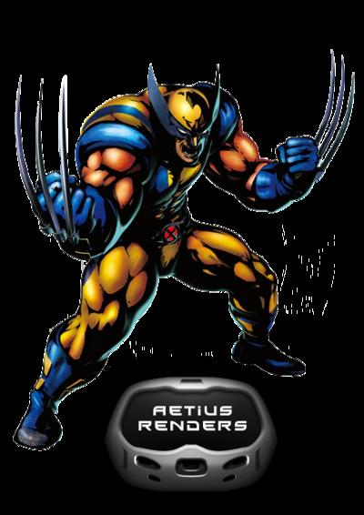 Wolverine Clipart Png Marvel Vs Capcom Wolverine