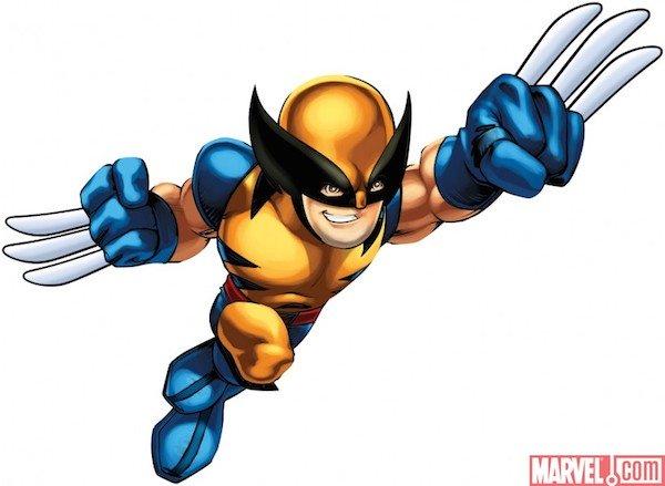 Wolverine Clipart