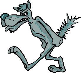 Wolves Clip Art-Wolves clip art-14