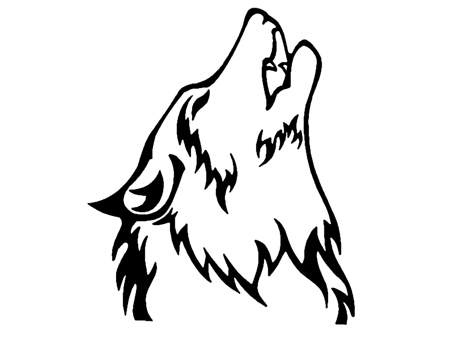 Wolves Drawings Free Cliparts That You Can Download To You Computer